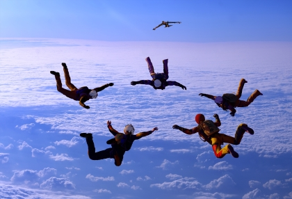 vrije val of zachte landing?